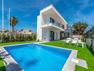 Недвижимость в Испании, новая вилла от застройщика Недвижимость в Испании, Новая