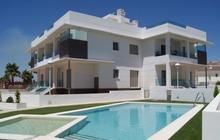 Недвижимость в Испании,Новый бунгало в стиле Hitex от застройщика в Сьюдад Кесада