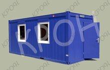 Европейские блок-контейнеры Containex