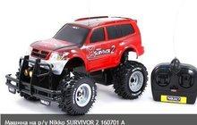 Машина на р/у Nikko Survivor 2 160701 A