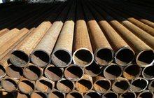 Продам трубы б/у на столбы для забора, опоры, ограды, ворота и тд