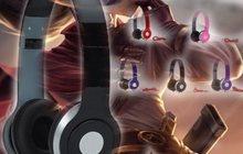 Beats, профессиональные, складные, поддерживают 3D