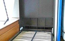 Шкаф-кровать для гостиниц, хостелов и общежитий