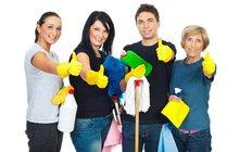Уборка, мытье квартир, коттеджей, окон.