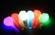 светодиодные светящиеся шары 3D