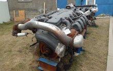 Двигатель OM501LA