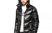 Зимняя куртка Giorgio Armani Gloss