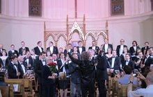 9 октября Реквием Моцарта с Духовым оркестром РФ