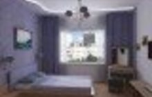 Ремонт и отделка квартир,комнат, Декоративная штукатурка