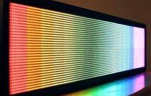 Светодиодный экран P13 полноцветный