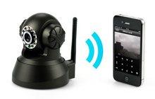 Распродаем Внутридомовые IP камеры с возможностью подключения wifi