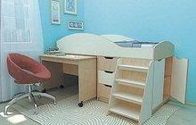 Детская кровать, минипрограмма Караван 1