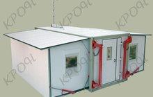 Раскладной кузов-контейнер