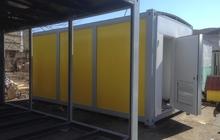 Блок контейнер, модуль, изготовление