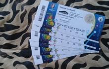 Билеты продам на евро-2016