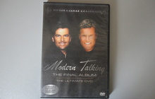 CD DVD Modern Talking Tne Final Albums