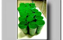 Экструзионная линия ЭЛЛ-20ПМ по выпуску лески щетинно-щеточной продукции