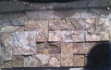 Пиленый камень Дракон песчаник натуральный природный