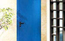 Изготовление и монтаж металлических дверей, Ночная задвижка в подарок