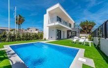 Недвижимость в Испании, новая вилла от застройщика