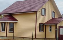 Дом крайний к лесу с видом на озеро в деревне Алопово в 70 км от МКАД Киевское Калужское шоссе