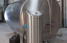 Танки охладители, охладитель молока (охлаждение молока)