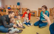 Монтессори частый детский сад-школа