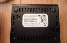 Модем D-Link DSL 2500U/BRU/D новый, полный комплект