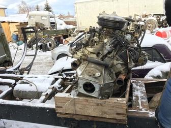 Скачать foto Автозапчасти Двигатель ЗМЗ-66 для автомобиля ГАЗ-66 13396357 в Екатеринбурге