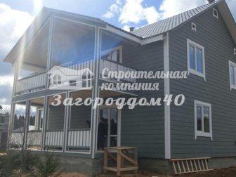 Скачать фотографию Загородные дома Дом от застройщика в Калужской области 26858852 в Москве