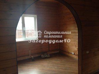 Свежее фотографию Загородные дома Загородный коттедж на участке 15 соток Калужское шоссе 28979524 в Москве