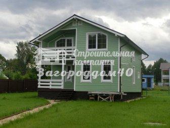 Уникальное изображение Загородные дома продам дом по Калужскому шоссе 31189669 в Москве