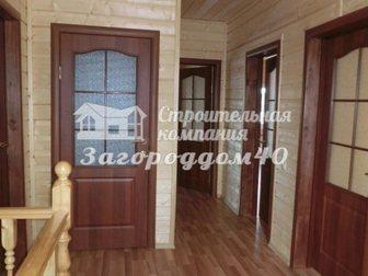 Смотреть foto Продажа домов Коттедж с теплыми полами на участке 15 соток у озера 32140542 в Москве
