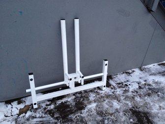 Уникальное фото  Брусья настенные складные с регулировкой хвата 32297879 в Москве