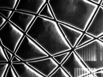 Уникальное foto  Декоративная дизайнерская панель 3D Artpole, коллекция 3D стекло, 1430 Nets, 32310060 в Москве