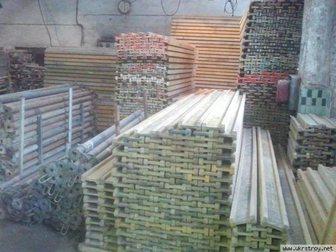 Скачать фотографию Строительные материалы Выкупаем б, у крупнощитовую опалубку 32366499 в Москве