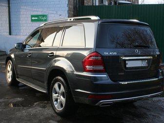 Фото Mercedes-Benz GL-klasse Москва смотреть