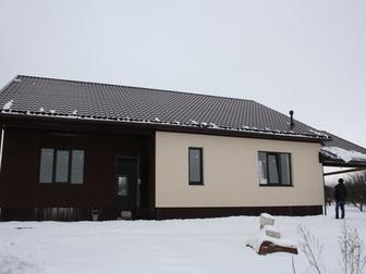 Новое foto Продажа домов Продам 1-этажный коттедж 119 м2 (кирпич) на участке 15 соток, п, Таврово 32401586 в Белгороде