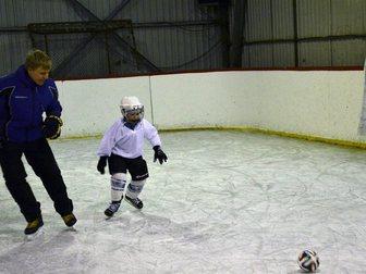 Новое фото  Хоккей, Тренировки, Личный тренер, 32460929 в Москве