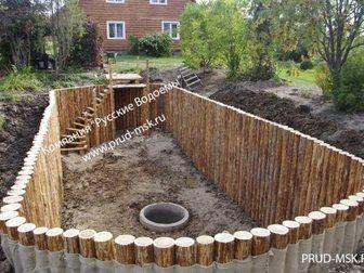 Смотреть изображение  Строительство водоема и декоративная кладка камня 32467939 в Москве