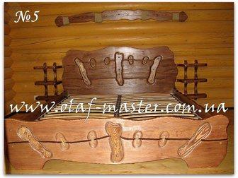 Свежее изображение  Мебель из дерева ручной работы под старину 32515554 в Москве