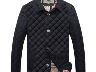 Свежее изображение Мужская одежда Куртка Burberry 32524896 в Москве