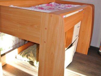 Новое фотографию Мебель для детей Детская кровать БУ 32532194 в Москве