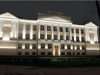 Свежее фото  Архитектурная подсветка 32554162 в Москве