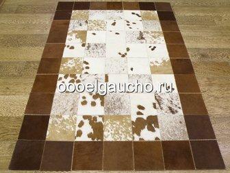 Новое foto Ковры, ковровые покрытия Шкуры коров и ковры из шкур, недорого 32554883 в Москве
