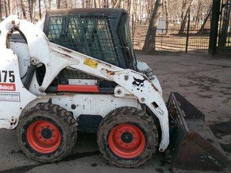 Скачать бесплатно foto  Bobcat S175, 2006 г, в наработка 3000 32586073 в Москве
