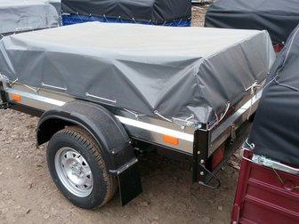 Новое изображение Прицепы для легковых авто Прицеп для легкового авто Курган КМЗ-8284-20 32622508 в Москве