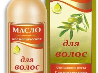 Новое foto Косметика Масла (маски) для волос (4 вида), Опт, розница 32643104 в Москве
