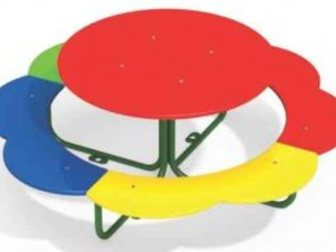 Новое фотографию Детские игрушки малые архитектурные формы, парковая мебель, детские площадки, спортивные площадки 32645313 в Москве