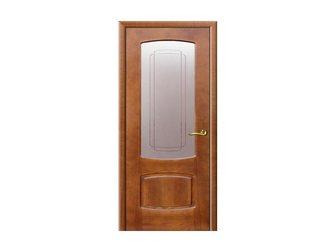 Скачать бесплатно фотографию  Межкомнатная дверь Valdo, 810 по, Ст, 5, шпон мербау, 32693897 в Москве